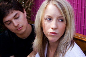 How to Tell if a Girl Likes You Romantically (Behavior) - No Marriage