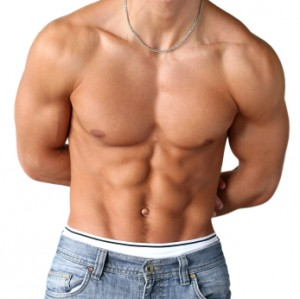 That's how killer abs looks!